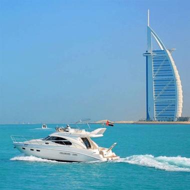45ft Luxury Yacht Dubai