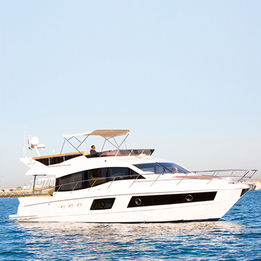 48ft Luxury Yacht Rental Dubai