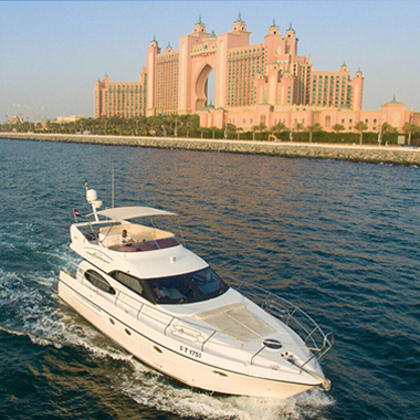50ft Luxury Yacht Dubai