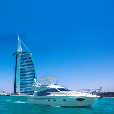 52ft Luxury Yacht Dubai