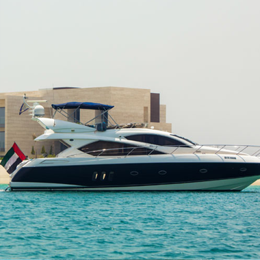64ft Luxury Yacht Dubai