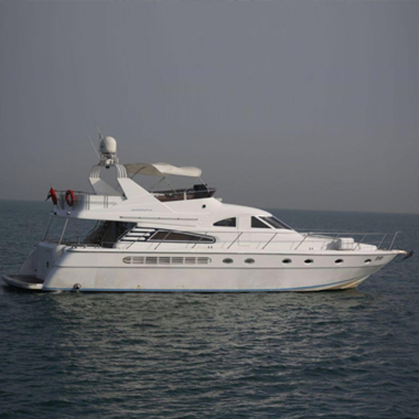 75ft Luxury Yacht Dubai