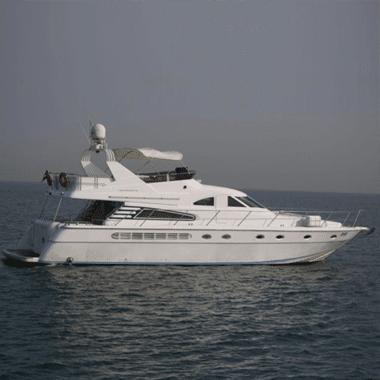 75ft Luxury Yacht Dubai