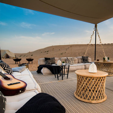 Luxury Desert Safari Dubai