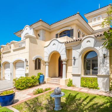 Luxury Villa on Palm Jumeriah