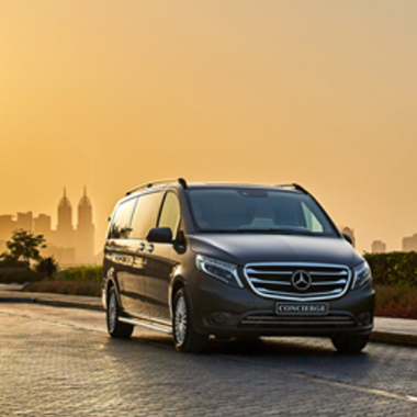 Mercedes Dubai Key