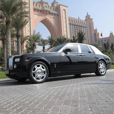 Rolls Royce Chauffeur Drive Dubai