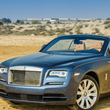 Rolls Royce Rental Dubai