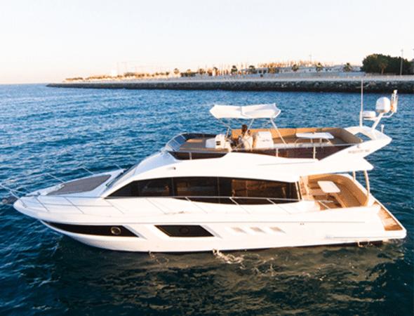 48ft Luxury Yacht Dubai 1