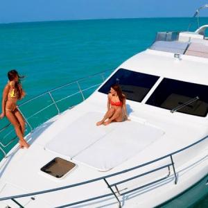55ft Luxury Yacht Dubai 1