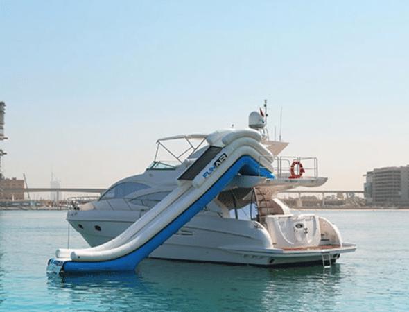 56ft Luxury Yacht Dubai 1