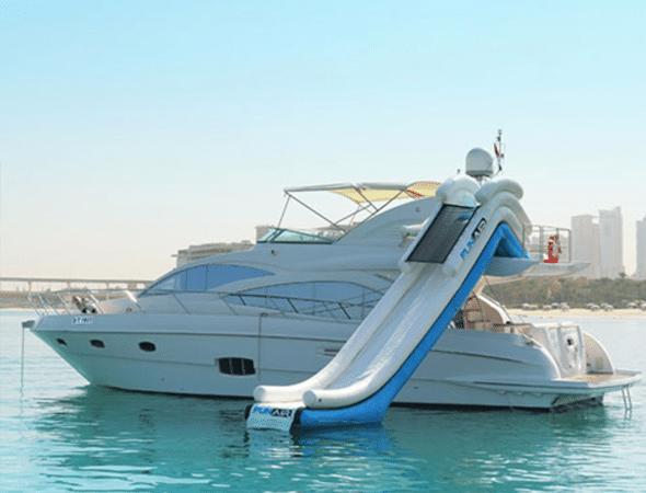 56ft Luxury Yacht Dubai 2