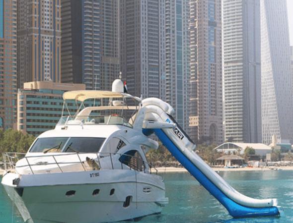56ft Luxury Yacht Dubai 3