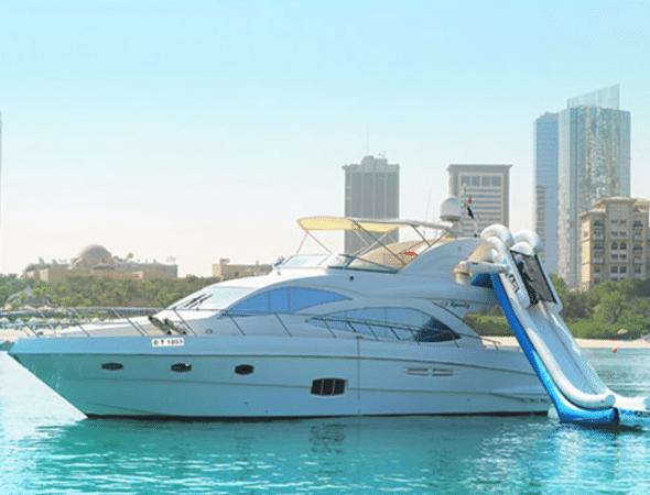 56ft Luxury Yacht Dubai 4