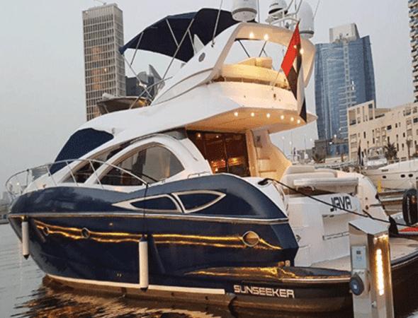 67ft Luxury Yacht Dubai 2