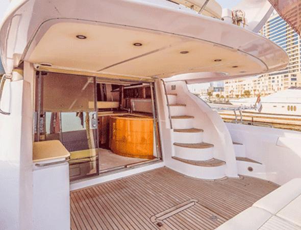67ft Luxury Yacht Dubai 3