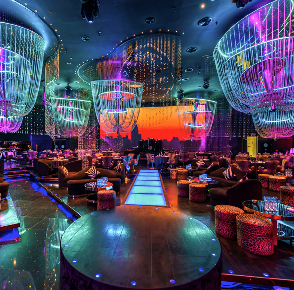 Bars & Nightclubs Dubai