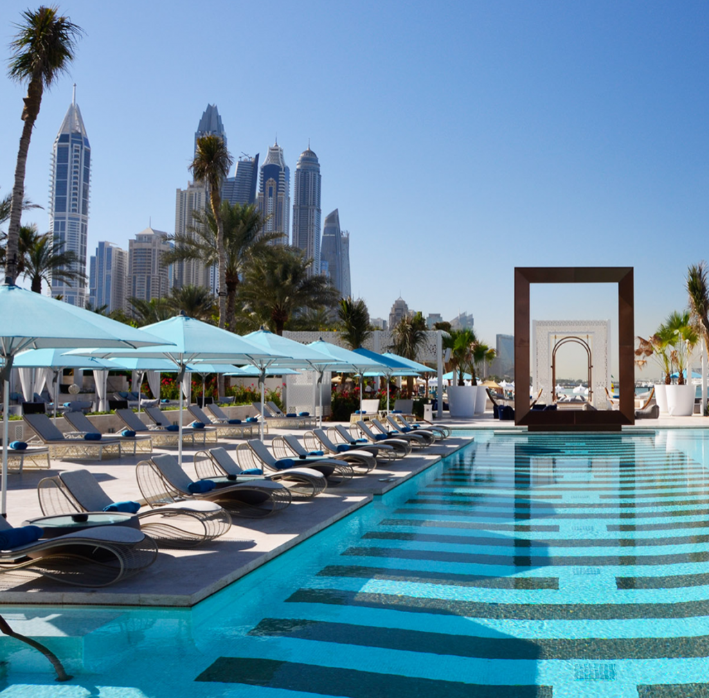 Pool & Beachclubs Dubai