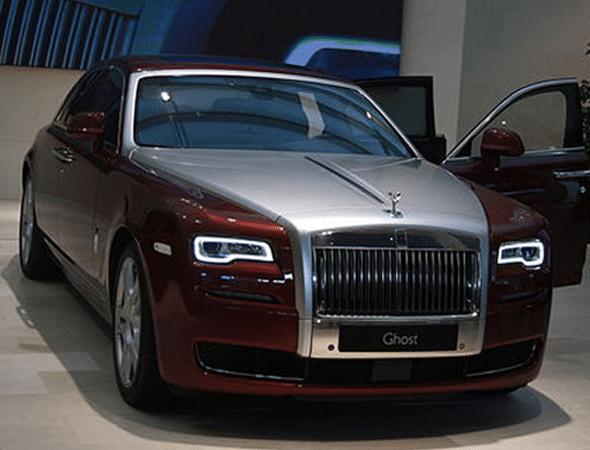 Rolls Royce Chauffeur Drive Dubai 2