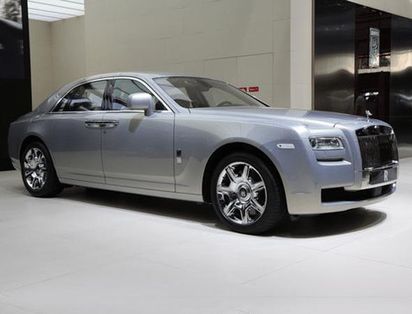 Rolls Royce Chauffeur Drive Dubai 3