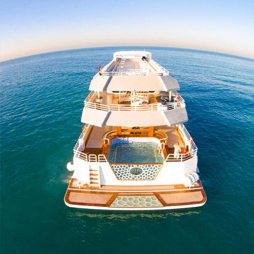 155ft Luxury Yacht