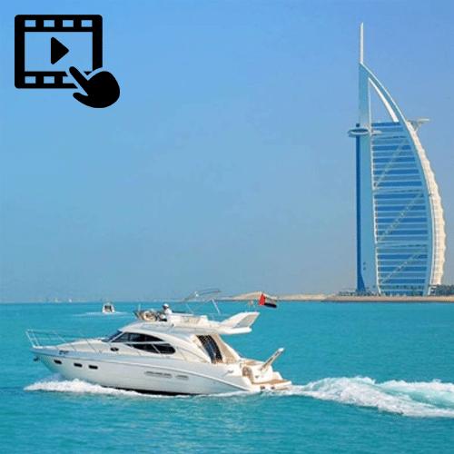 45ft Luxury Yacht