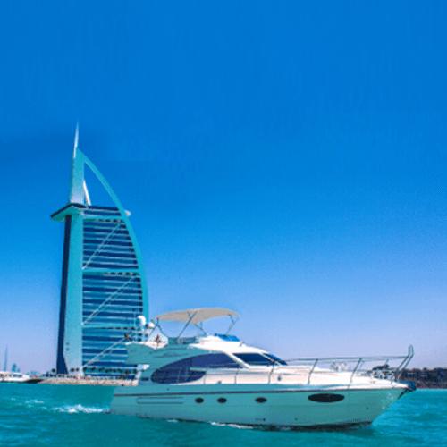 52ft Luxury Yacht Dubai