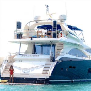 90ft Luxury Yacht