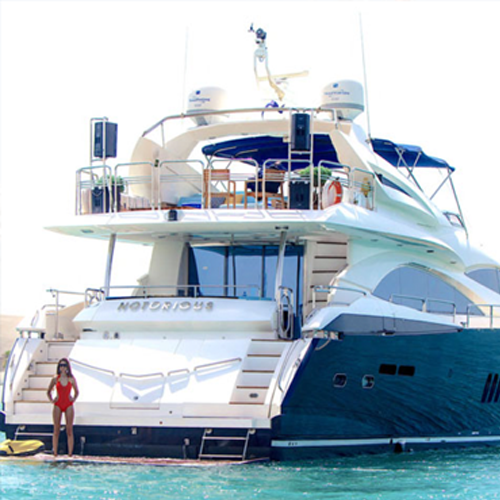 90ft Luxury Yacht