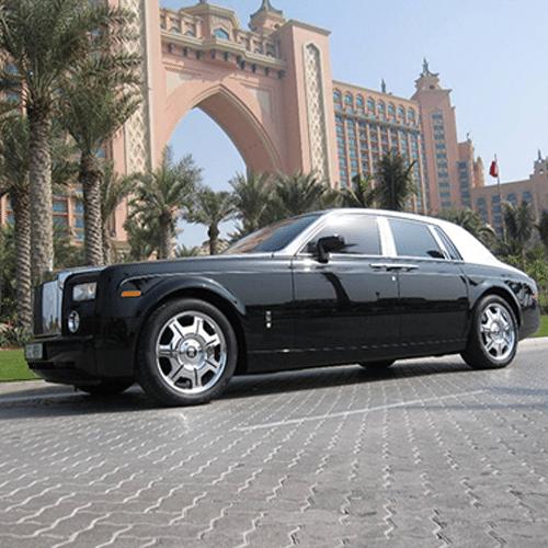 Rolls Royce Chauffeur Drive
